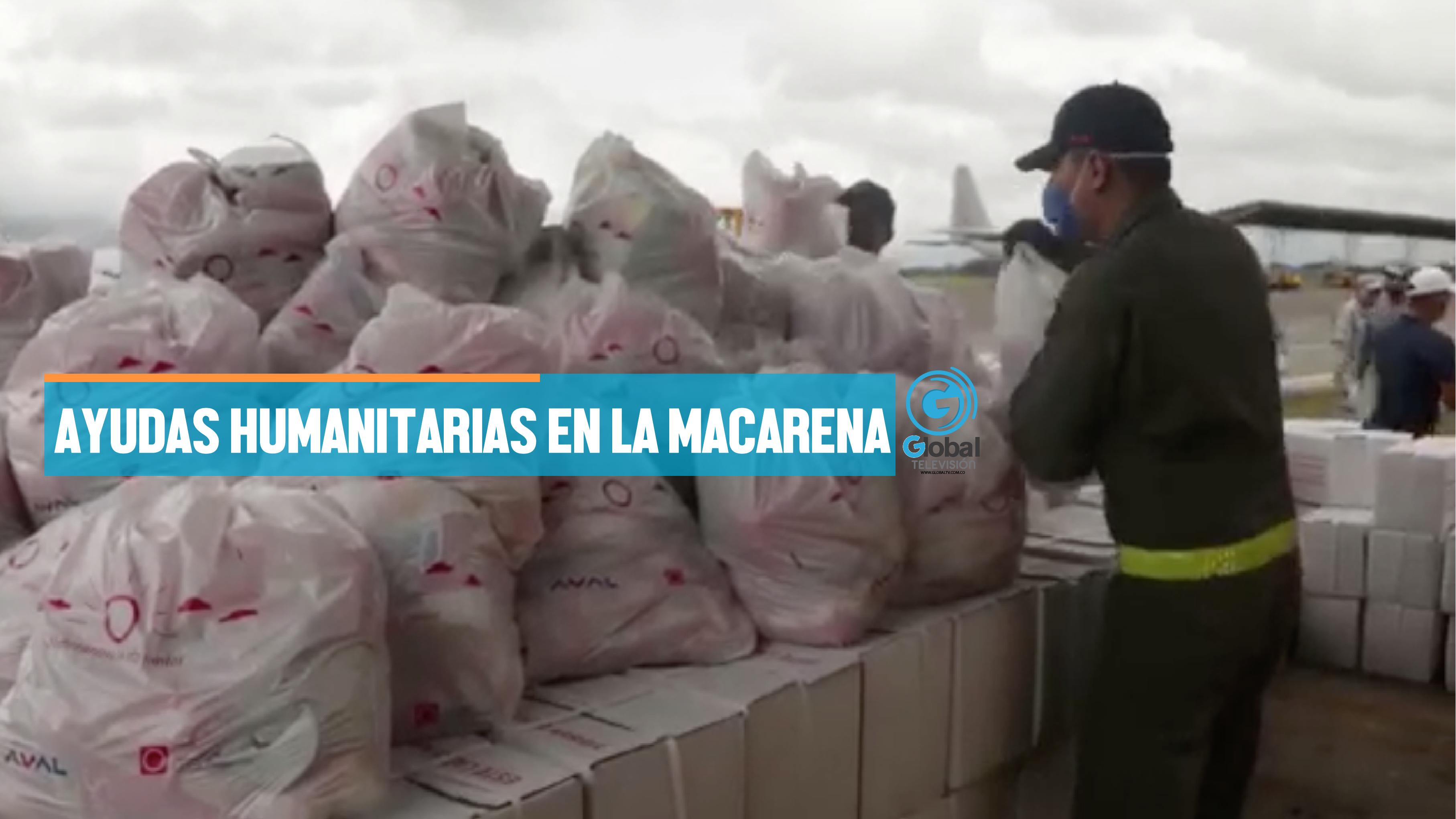 Mercados de la presidencia en la Macarena