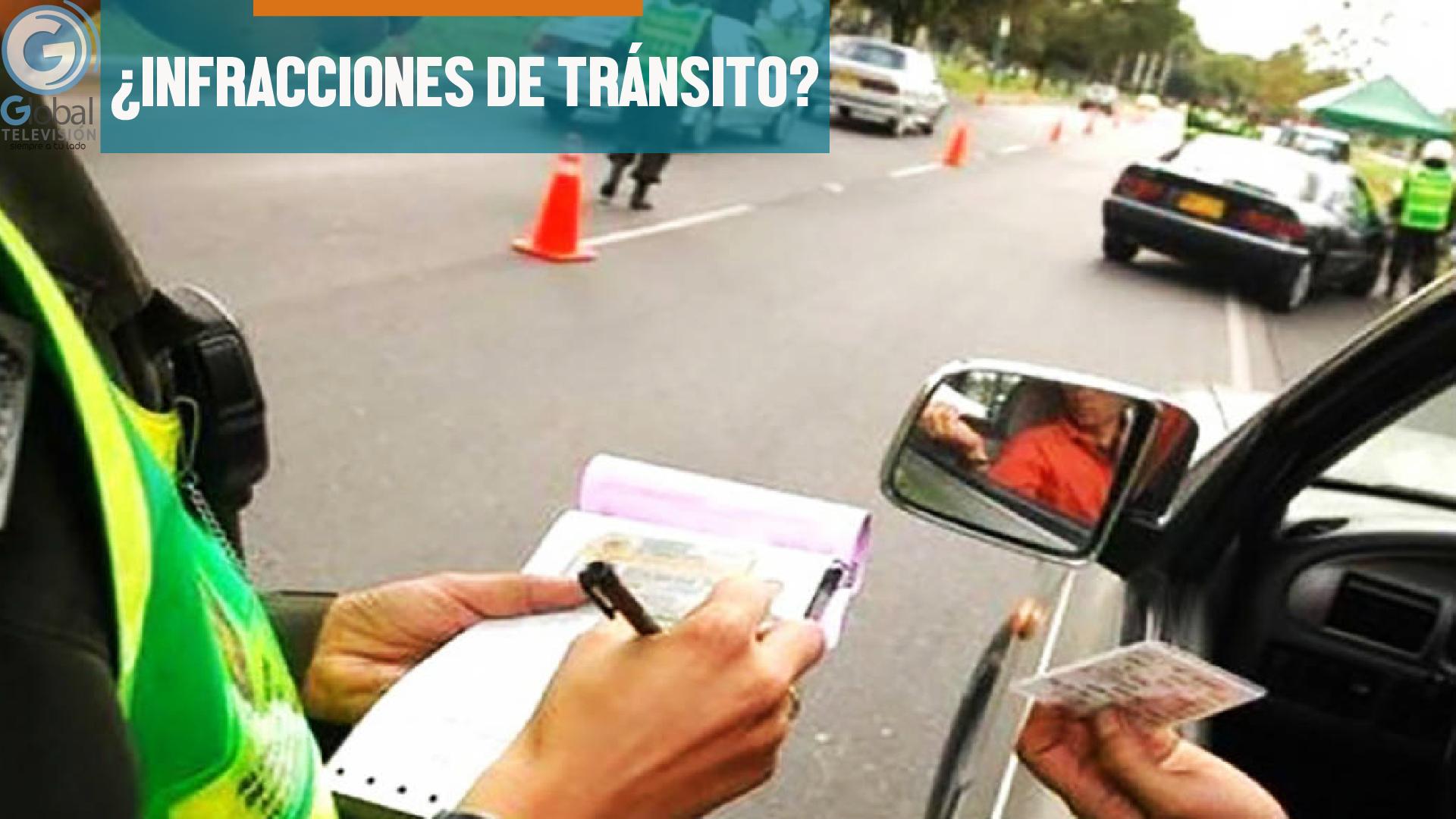 Infracciones transito en villavicencio y secreataria de movilidad municipal