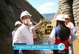 Inspección del km 58