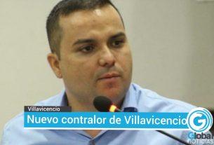 Nuevo contralor de Villavicencio