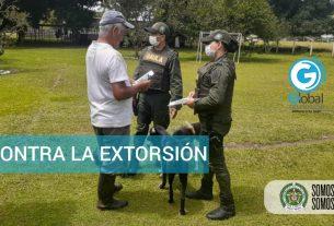Extorsión