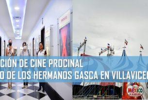 REACTIVACIÓN DE CINE PROCINAL Y EL CIRCO DE LOS HERMANOS GASCA EN VILLAVICENCIO