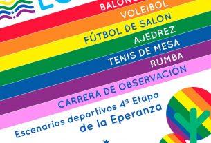 esde este próximo viernes 6 y hasta el domingo 8 de noviembre se llevarán a cabo los Juegos Deportivos Lgtbi en Villavicencio.