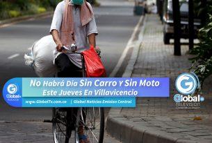 No Habrá Día Sin Carro Y Sin Moto Este Jueves En Villavicencio