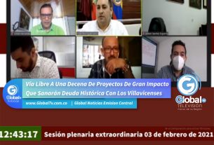 Vía Libre A Una Decena De Proyectos De Gran Impacto Que Sanarán Deuda Histórica Con Los Villavicenses