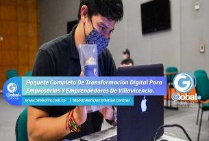 Paquete Completo De Transformación Digital Para Empresarios Y Emprendedores De Villavicencio
