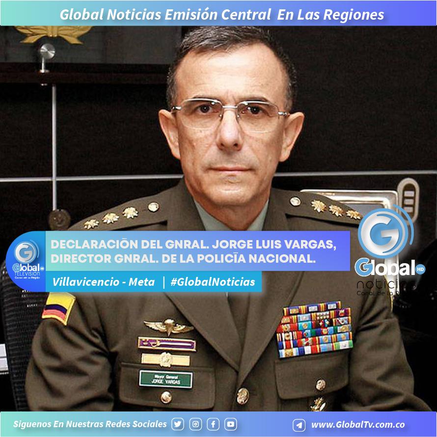 Director General Jorge Luis Vargas