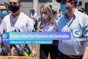 Centro Cultural Para Villavicencio Será Una Realidad