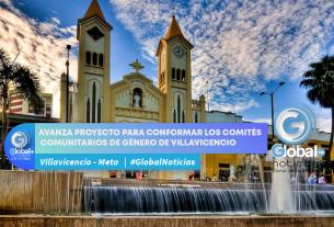 Avanza proyecto para conformar los Comités Comunitarios de Género de Villavicencio