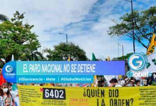 EL PARO NACIONAL NO SE DETIENE