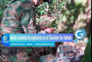 Media-tonelada-de-explosivos-en-el-Guaviare-fue-hallada
