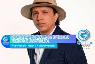 PROYECTO DE LEY DE PROFESIONALIZACIÓN, EMPRENDIMIENTO Y PROTECCIÓN DE LA INDUSTRIA MUSICAL