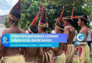 Primera feria gastronómica y artesanal en San José del Guaviare