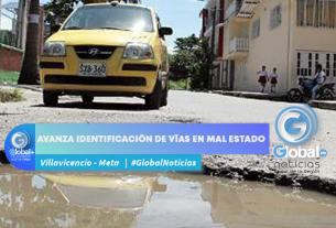 AVANZA IDENTIFICACIÓN DE VÍAS EN MAL ESTADO