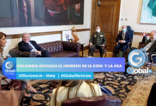 COLOMBIA RECHAZA EL INGRESO DE IA CIDH Y LA OEA