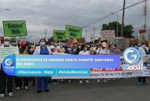 EL PRESIDENTE SE REUNIRÁ CON EL COMITÉ NACIONAL DEL PARO