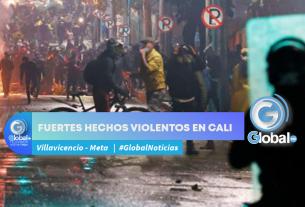 FUERTES HECHOS VIOLENTOS EN CALI