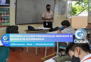 RETORNO A CLASES PRESENCIALES MEDIANTE EL MODELO DE ALTERNANCIA