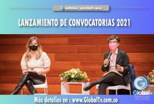 LANZAMIENTO DE CONVOCATORIAS 2021